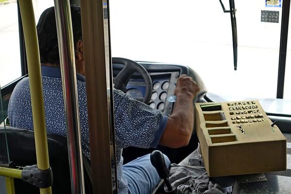 San José Bus Change Boxes
