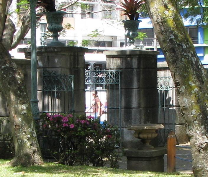 Downtown San Jose - Parque Morazan