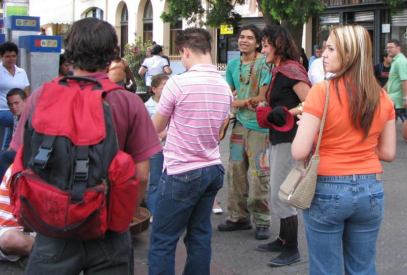 Downtown San Jose - Plaza de la Cultura