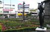 Downtown San Jose - Teatro Nacional Theater Exterior Garden