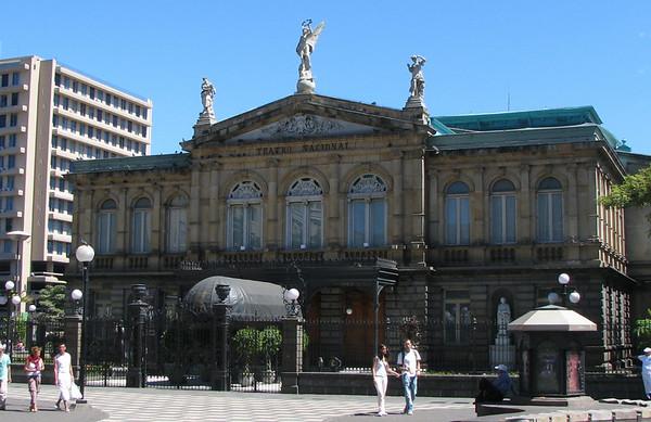 San Jose Teatro Nacional - National Theater