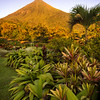 Good Morning Arenal Volcano!