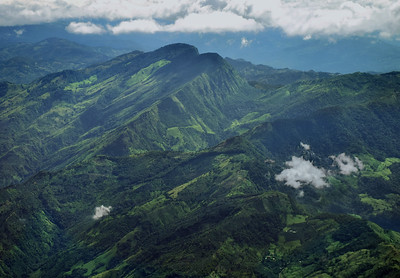 Talamanca Mountains