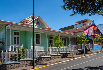 Barrio Amon, San Josè