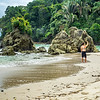 Manuel Antonio beach