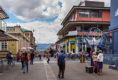 Street life, San Josè