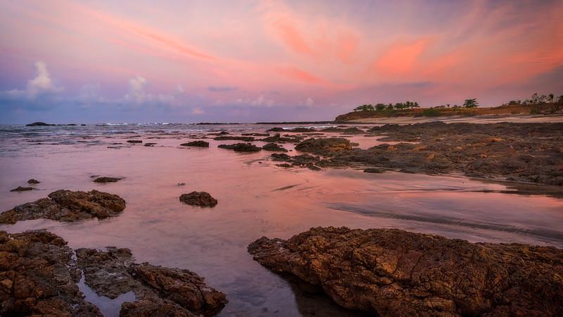 Guanacaste Beach Sunrise