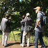 with Coki, the guide - he was able to locate wildlife in the jungle and train his spotting scope quickly.  Most of our best animal pictures were taken through the scope