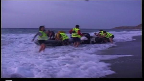 "Greenpeace pinta: ""Algarrobico hotel ""Ilegal"""