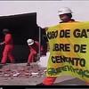 Greenpeace derriba simbólicamente parte del hotel ilegal de Cabo de Gata
