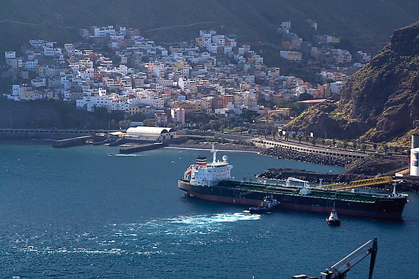 Informe de Costas, Canarias