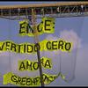 Protesta contra los vertidos de ENCE