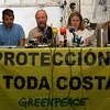 Rueda de prensa para la presentación del informe Protección a toda costa