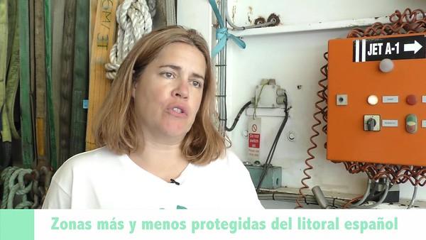 Declaraciones de Pilar Marcos, responsable de la Campaña Protección a toda costa de Greenpeace