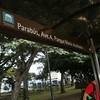 Last San Jose Pickup for Escazu buses - Parque Maria Auxilicion