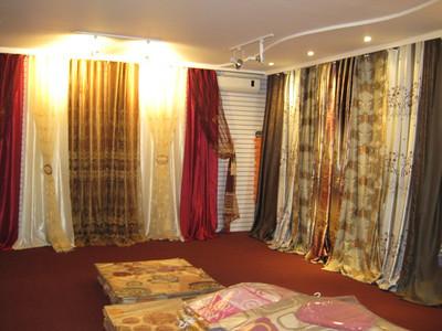 Curtains in Costa Rica