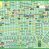 MAP:  San Jose DOWNTOWN