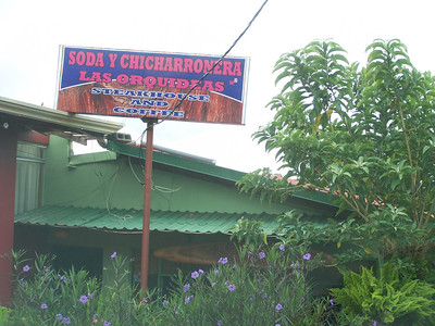 I CONSISTENTLY here Soda y Chicharronera LAS ORQUIDEAS is THE PLACE for Chicarrones & food in general!!!  HOURS:  They are ONLY open on Friday, Saturday & Sunday!