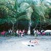 Manuel Antonio Beach - Vicki Skinner's first trip to Costa Rica with Marge Fulgoni, Chris Rivard, me (Vicki Skinner), our FABULOUS tour guide Frank Chicas (Enjoying Costa Rica Tours)!!!!  Aug. '04