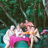 Manuel Antonio Beach - Vicki Skinner's first trip to Costa Rica with Marge Fulgoni, Chris Rivard, me (Vicki Skinner), our FABULOUS tour guide Frank Chicas (Enjoying Costa Rica Tours) & 2 hotties we met from Italia!!!!  Aug. '04