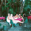Manuel Antonio Beach - Vicki Skinner's first trip to Costa Rica with Marge Fulgoni, Chris Rivard, me (Vicki Skinner), our FABULOUS tour guide Frank Chicas (Enjoying Costa Rica Tours)!!!!  Aug. '04