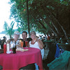 Manuel Antonio Beach - Vicki Skinner's first trip to Costa Rica with Marge Fulgoni, Chris Rivard & our FABULOUS tour guide Frank Chicas (Enjoying Costa Rica Tours)!!!!  Aug. '04