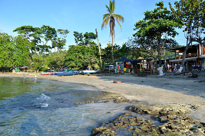 The caribbean towns of Puerto Viejo and Cahuita developed near the beach for decades before Costa Rica's Costal Zoning Law was established. Now many structures built within 200 meters of the high tide line could be threatened with destruction for violation of the law.