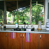 I actually even LOVED doing dishes here!!! Look at that view!! (RARE coming from Ms. NON-Domestic Goddess!!)
