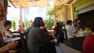 February Tea (February 28, 2012) at Zamora Estates Inn - http://Facebook.com/pages/Zamora-Estate/47588082987 / http://ZamoraEstate.com  -  What a BEAUTIFUL setting!!
