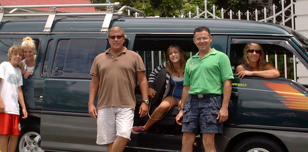 'Already have your own vehicle but don't want to drive it yourself?  Let one of our drivers drive you so you can ENJOY your time in Costa Rica!!