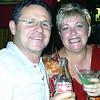 Client Vicki Skinner & Driver Frank Chicas celebrating birthdays!