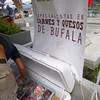 """BUFALO GRILL & MARKET<br />  <a href=""""http://facebook.com/pages/Bufalo-Grill-Market/293420577353592"""">http://facebook.com/pages/Bufalo-Grill-Market/293420577353592</a>  •  8-703-2441 • 8-718-5166 • 2-282-4112) <br /> <br /> Saturdays at Feria Mercado Km0 Contemporaneo at Avenida Escazu<br /> <br /> Bufalo Mozzarella - 4 large REALLY TASTY balls just 5,700 (you pay that for 2 weak ones in the markets).<br /> <br /> SOUPS AND SALADS:<br /> Tomato soup<br /> Bean Cream<br /> Capressa of bufala salad<br /> Salad with pears and pecans<br /> tropical Salad<br /> Salad buffalo grill<br /> Bufala Tower<br /> <br /> TICKETS:<br /> crispy mozzarella<br /> Carpaccio buffalo grill<br /> Carpaccio Mediterraneo<br /> Bufalo tonato<br /> Chorizo (2 per serving)<br /> Pies (2 per serving)<br /> Salami (2 per serving)<br /> Bufala wrapped<br /> Pinchos (ciliegini and cherrys)<br /> Parrilla (for 2 people)<br /> <br /> Sandwiches and burgers<br /> Pressing bufala<br /> Philly steak sandwich<br /> Sandwich Malandrino<br /> Buffalo burger grill<br /> BLT Burger<br /> Mediterranean Burger<br /> Hamburger to combine<br /> <br /> Grilled meats (each cut takes is accompanied by two garnishes)<br /> Ribeye<br /> New York<br /> Tenderloin<br /> Sirloin<br /> Puyaso<br /> Skewers<br /> Ribs with BBQ Sauce<br /> <br /> FITTINGS<br /> Ripe banana cake<br /> French fries<br /> Grilled vegetables<br /> white rice<br /> Pure cassava<br /> Mashed potatoes<br /> roasted Potatoes<br /> roasted corn<br /> Rustic Potatoes (peasant)<br /> House Salad<br /> <br /> DESSERTS<br /> Berries<br /> Chocolate Dynamite<br /> Apple Delight<br /> Cheese Cake<br /> <br /> @@@@@@@@@@@@@@@@@@@@@<br /> <br /> ESPANOL:<br /> SOPAS Y ENSALADAS:<br /> Sopa de tomate<br /> Crema de Frijoles<br /> Ensalada Capressa de bufala<br /> Ensalada de peras y pecanas<br /> Ensalada tropical<br /> Ensalada bufalo grill<br /> Torre de Bufala<br /> <br /> ENTRADAS:<br /> Mozzarella crocante<br /> Carpaccio bufalo grill<br /> Carpaccio """
