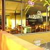 "ALQUIMIA Fusion Sushi Restaurant - Santa Ana, Costa Rica : RESTAURANTE ALQUIMIA Fusion/Costa Rican spin on Sushi  PHILOSOPHY: Provide a new gastronomic service to the people focused on a healthy and delicious food, based on organic products in harmony with the environment where healthy food is rescued good clean and fair. (and now in a NEW LOCATION/environment that supports those beliefs!!!)  ALL their ingredients are grown/made in Costa Rica and Organic!!! I had sushi with kiwi, coconut and all sorts of other goodies and the soy/passionfruit/Maracuya dipping sauce was SOOOO TASTY!!!  AFRESCO / OUTDOOR DINING as well!    ALL-YOU-CAN-EAT SUSHI Wednesdays and Saturdays  -  7-10pm  -  JUST - 7,500-c   (includes miso soup, salad and sushi bar with 6 different types of sushi rolls to choose from!!)     DELIVERY EXPRESS (Santa Ana - Lindora, near Forum) - 11:30am-2:30pm.  HOURS:  Monday and Tuesday - noon-9pm, Wednesday - noon-10pm, Thursday and Friday - noon-9pm, Saturday - noon-10pm, Sunday - noon-5pm     LOCATION:  NEW LOCATION - Santa Ana - 300 meters North of the Cruz Roja - in front of Mas x Menos (if you're coming from the Pista del Sol - exit and go Left and go up about  GPS COORDINATES:  9.937191,-84.188790 (9º56'13.83""N, 84º11'19.66""W)  (http://RestauranteAlquimia.com / http://Facebook.com/restaurantealquimia /   2-282-2641 / info@RestauranteAlquimia.com )  PLEASE make sure to tell them that Vicki (aka the Sarong Goddess)  Connected you!!!   Who wants to get together and go check them out?!?!?!?   @@@@@@@@@@@@@@@@@@@@@@@@@@@@@@@@@@@@@@   (if you found this information helpful - I welcome you to make a CONTRIBUTION•DONATION•GIFT to help keep this blog alive!!!   Check out the Top RIGHT corner of the page and either send a gift via PayPal [you do not have to be with PayPal already] or contact us about doing a Mastercard DEBIT card payment, via our Bank of America or Banco Nacional account!!!  THANX!!!)   PLEASE SHARE this link with EVERYONE you know that will LOVE this!! http://LivingLifeInCostaRica.blogspot.com/2012/01/alquimia-all-you-can-eat-sushi-night.html             ."