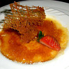 Le Monastere restaurant in Escazu, has one of the BEST Creme Brulees I've found in Costa Rica.