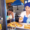 """I've heard they're famous for their genuine Argentinian EMPANADAS<br /> <br /> ESQUINA ARGENTINA Restaurant <br />  (2-288-2811) <br /> <br /> A MEGA VIC'S PICK'S!!!   This is LITERALLY my #1 FAV """"Soda"""" (a """"soda"""" in Costa Rica is a little cheapo restaurant)!!!!  I LOVE LOVE LOVE THIS PLACE!!  MEGA CHEAP & AWESOME!!  FLAME GRILLED CASADAS (rice & beans or fresh mashed potatos and veges) - GRILLED beef, chicken, ribs, pork, fish (& sometimes tongue) & LOTS of DELISH CHIMICHURI SAUCE (parsley, olive oil, lemon, a tiny bit of vinegar, salt and LOTS of garlic!!) WITH a REALLY tasty salad PLUS a natural fresh fruit drink for 3,000-3,500-colones (around $6-$7). <br /> <br /> MY fav is Costadas (ribs), mashed potatoes, veges, MUCHO MUCHO chimichuri sauce on EVERYTHING and Cass drink!!!!   <br /> <br /> CHEAP BREAKFASTS!<br /> <br /> Dr. Gene McDonald always RAVED about their Lasagna on Wednesday.  A nice size piece for around 1,750-c.  <br /> <br /> They're quite the popular place so best to not be in a rush plus they can run out of things so get there early for your favorite choices.  <br /> <br /> HOURS:  Mon.-Fri. 7am-5pm-ish, Sat. & Sun. 7am-3:30pm-ish (but if it's slow they may close early) <br /> <br /> STAFF:  Mari (owner), Carmen, Lucy (sorry, I can't remember the other girls names)<br /> <br /> LOCATION:  Escazu (Centro) – 3 blocks East of the back of the church/1 block East of the old burned out Shell Gas Station (Bombo de Shell) on the East-bound road on the North side of the park – across the street from Panadaria Mundo.<br /> <br /> <br /> NEW LOCATION!!!  I've heard they have a NEW LOCATION in Guachipelin - over by Blue Valley School!!  HOURS:  Monday-Friday 7am-5pm."""