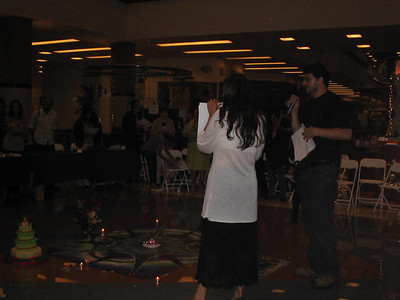 Ramon Martinez's Healing Ceremony at MultiPlaza - Escazu, Costa Rica June 12, 2008