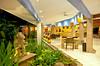 Interior decor at the Tamarindo Diria Hotel and Golf Resort, Guanacaste, Costa Rica, Central America.