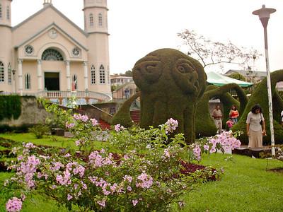 'Zarcero Topiary Garden