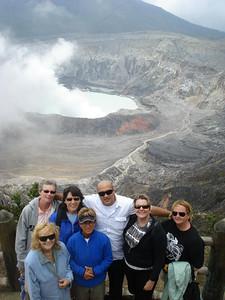 Poas Volcano)