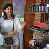 "YOGA FESTIVAL - Sept. 11, 2011 - CENAC<br /> <br /> My new neighbor - Maria Fernanda with AromaFlor <a href=""http://Facebook.com/pages/Aromaflor-Costa-Rica/111117988942867"">http://Facebook.com/pages/Aromaflor-Costa-Rica/111117988942867</a>"