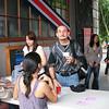 "YOGA FESTIVAL - Sept. 11, 2011 - CENAC<br /> <br /> Massage Therapist EXTRAORDINAIRE Rodrigo Porras at the entrance  <a href=""http://RodrigoMassageCostaRica.com"">http://RodrigoMassageCostaRica.com</a><br /> <br /> Entrance - 2,500-c (WELL worth the investment in your Spirit!!)"