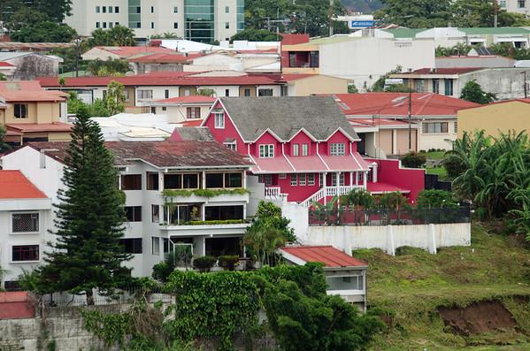 Costa Rica August 2012