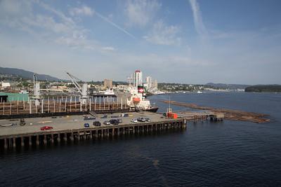 Nanaimo harbor