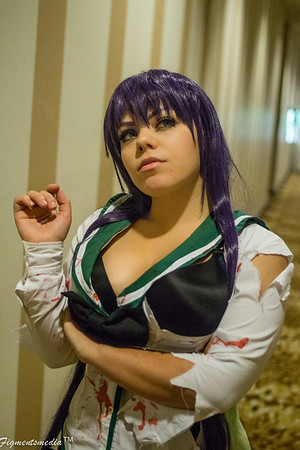 Kannon Kosplay - Highschool of the Dead