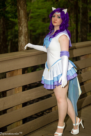 Sailor Rarity - Knightrokon