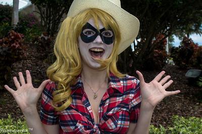 Uncanny Megan - Harley