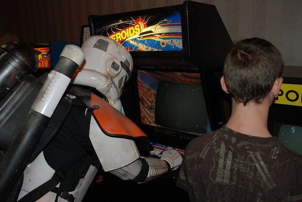 Trooping the Arcade Expo 2008