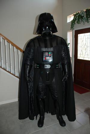 Vader Test Shots