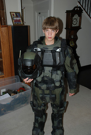 Dade's new ODST Armor