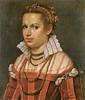 WANT!!<br /> <br /> Venetian Province of Bergamo, Republic of Venice<br /> <br /> Giovanni Batista Moroni, 1550s (?): Isotta Brembati Grumelli